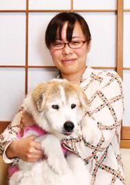 ミックス犬(チャコちゃん)
