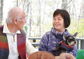 柴犬(タローくん)シュナウザー(ユウちゃん)の体験談