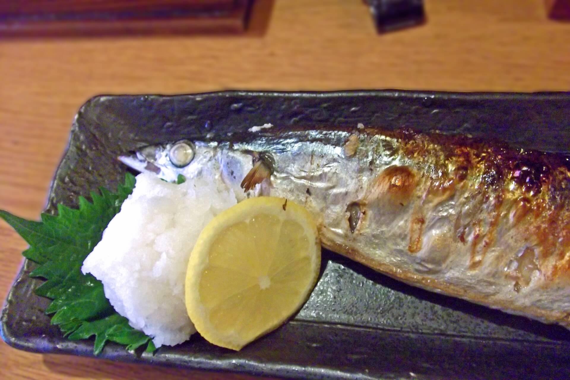●焼き魚や干物について