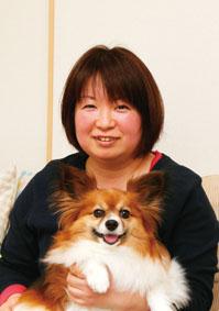 ミックス犬(スピカくん)