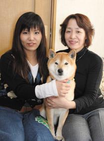 柴犬(ゲンくん)の体験談