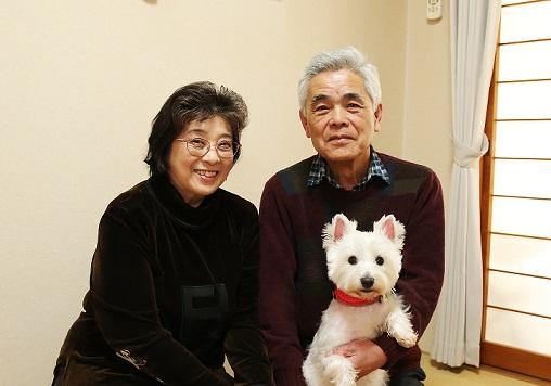 お宅訪問 平田まほろちゃん