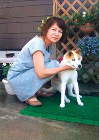 ミックス犬(チェリーちゃん)の体験談